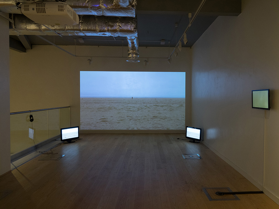 Bernadette O'Toole - installation view