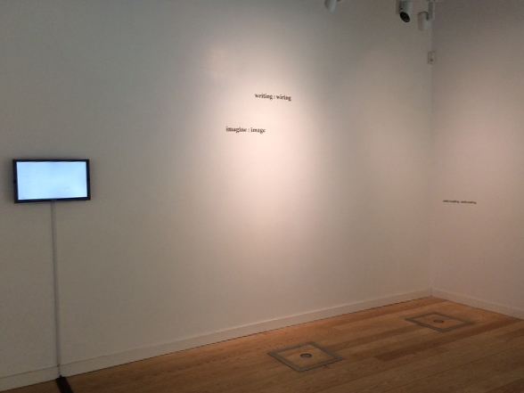 Rachel Smith - installation view