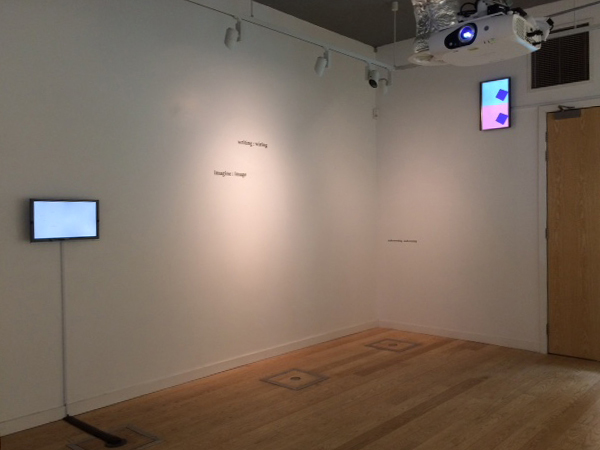 Rachel Smith / Michael Day - installation view
